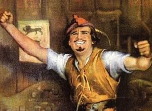 Hesperus plays Robin Hood