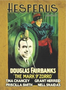 Hesperus Zorro DVD cover